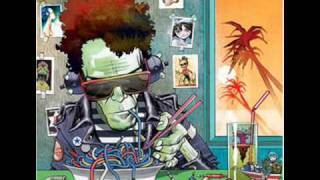 Gorillaz - Some Kind Of Nature (feat. Lou Reed)