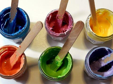 Como hacer Pintura Facial casera - Maquillaje para niños ( Carnaval o Fiestas)