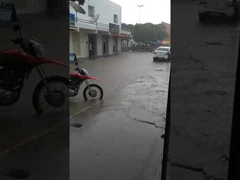 Chuva Forte Em Bodocó Pe