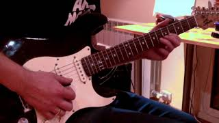Cornestone Arctic Monkeys guitar cover