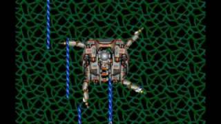 Life Force (salamander) Arcade Boss Rush