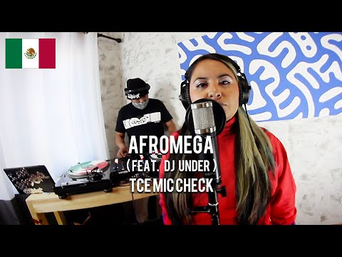 Afromega aka Gris Lee - Grease Gris ( Feat. DJ Under ) [ TCE Mic Check ]