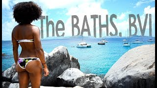 Naked Night Dive + Exploring the Baths — Sailing Uma [Step 80]