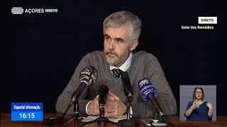 26/03: Ponto de Situação Covid-19 nos Açores