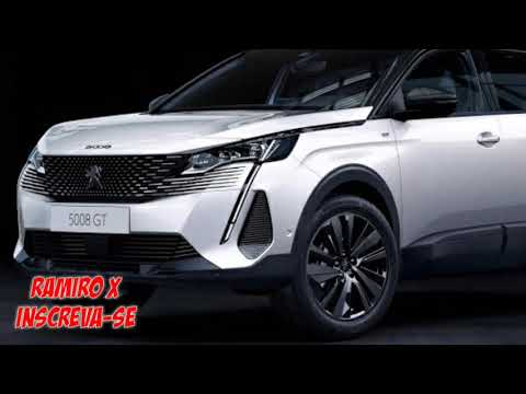Novo Peugeot 5008 2021: Tecnologia, Night Vision, facelift! Vejam Os Detalhes...