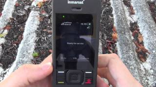 Make a Call on the Inmarsat Isatphone 2 Satellite Phone