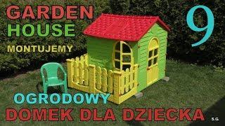 Žaidimų namelis vaikams | Mochtoys 11558