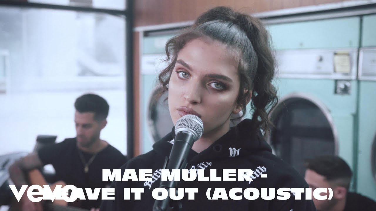 Leave It Out (Acoustic)
