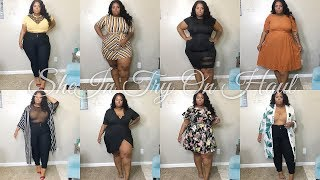 Did Y'all Miss Me!? | Plus Size She In Try-On Haul | 2018 Daquana White