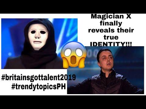 Masked Magician X finally reveals his true identity   The Final   BGT 2019 (видео)
