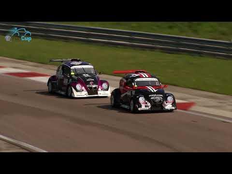 Trophée de Bourgogne 2018 - Race 2 Report FR