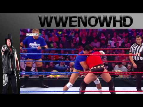 Team Smackdown vs Team Raw Bragging Rights 2010 Elimination Match