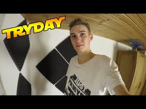 Zimmergestalltung mit Akustikmatten | TRyday | TRyzes