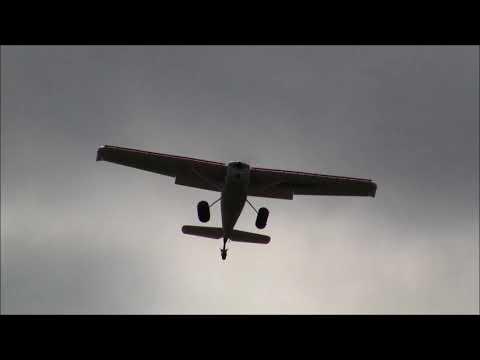 E-flite Carbon-Z Cessna 150 2.1m - Colin Harrington's TEXAS TAILDRAGGER! SEFF 2018