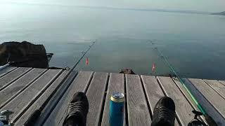 Рыбалка на балатоне