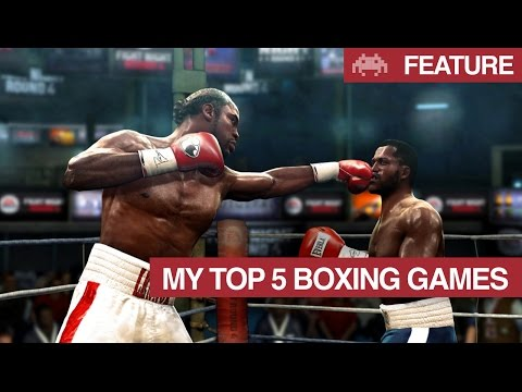 My Top 5 Boxing Games   Best Boxing Video Games