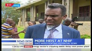 Details of more theft at NHIF: Reports of fictitious transactions using fake NHIF cards