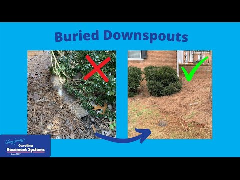 Burying Solid Pipe Upgrade from Corrugated Pipes in Clemmons, NC