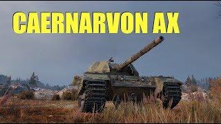 WOT - Caernarvon AX - Is It Worth It?   World of Tanks