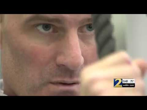 Gwinnett police officer paralyzed in helicopter crash talks openly about what happened
