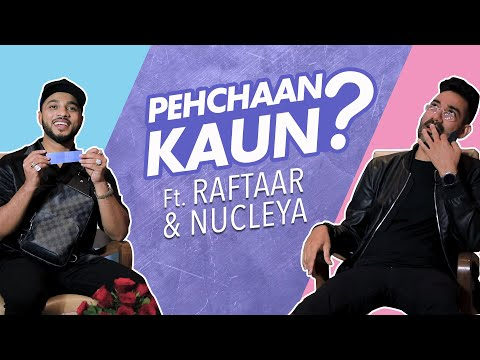 Pehchaan Kaun? Ft. Raftaar & Nucleya   MTV Hustle   MissMalini