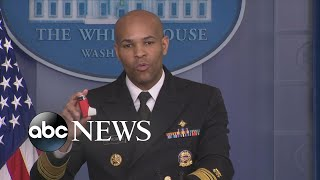 Surgeon general on why minorities are more likely to be exposed to COVID-19