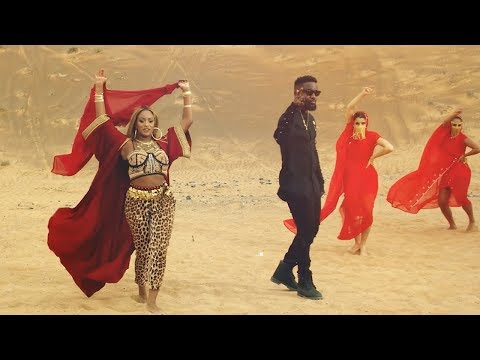 Video: DJ Cuppy - Vybe feat. Sarkodie