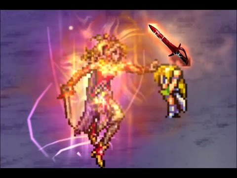 FFRK - Celes Solo Master vs U++ Kefka [A Light Among Shadows