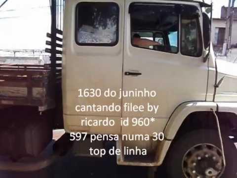MERCEDES 1630 CANTANDO TURBINA BONITO BY RICARDO - смотреть