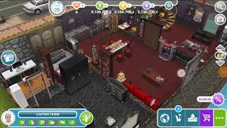 Invite a SIM to a dinner party - saved by the spell 🍃