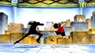 One Piece AMV  The Ultimate Fight Monkey D Luffy VS Rob Lucci