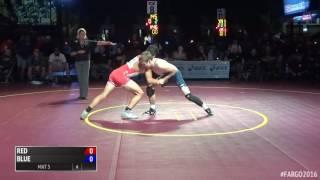 145 5th, Dalton Jensen, IL vs Alex Escudero, CA