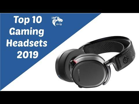 Bestes Gaming Headset 2019: Die TOP 10 im Test