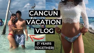 CANCUN, MEXICO VACATION WITH BOYFRIEND VLOG 2019