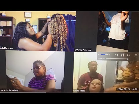 Virtual Learn How To Braid Certification - YouTube