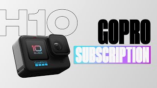 GoPro: HERO10 Black | Subscribe and Save