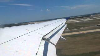 United Airlines #660: Takeoff