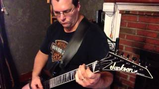 Stryper Reason For The Season guitar cover