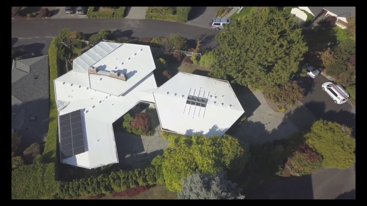Solar and IB PVC Roof Project by Pinnacle Roofing Professionals, LLC