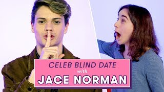 Jace Norman's Blind Date With a Superfan  | Celeb Blind Date