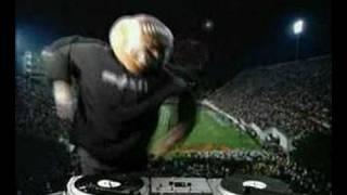 DJ Q Bert Football Head