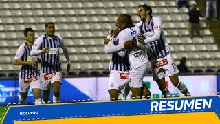 Resumen: Alianza Lima vs. Sporting Cristal (2-1)