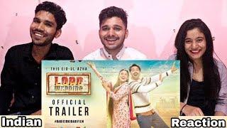 Load Wedding   Fahad Mustafa & Mehwish Hayat   Trailer Reaction!