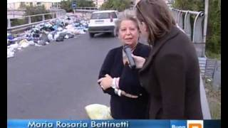 preview picture of video 'Atella.TV Rifiuti Uscita Asse Mediano Orta di Atella, Crispano, Frattaminore'