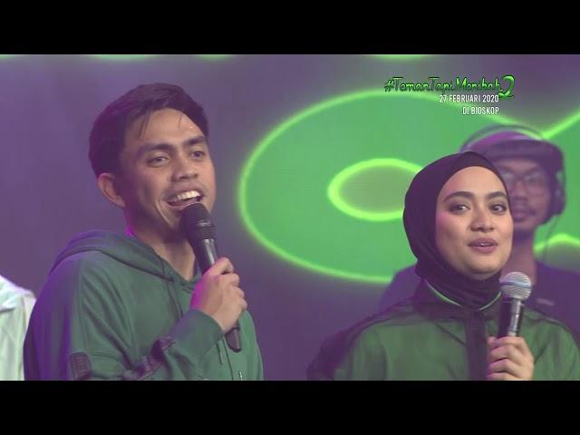 Konser #TemanTapiMenikah 2 Dengarkan Dia - Teman Sampai Surga Part 5