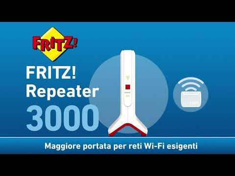 AVM FRITZ!Repeater 3000 WiFi Mesh International / CH (1733Mbit/s, 400Mbit/s)