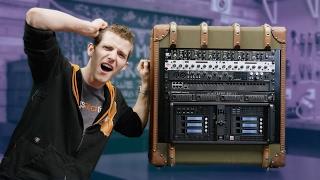 World's Most Stylish Server Rack - HOLY $H!T Ep. 15