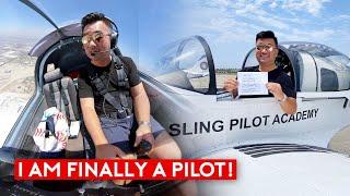 I am Finally a Pilot! My Entire Pilot Training Journey + Tips
