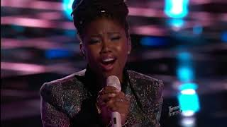 The Voice 2014 Live Playoffs   Anita Antoinette   All About That Bass
