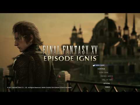 Episode Ignis - Opening 3 minutes de Final Fantasy XV